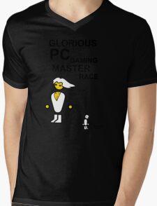 Glorious PC gaming master race Mens V-Neck T-Shirt