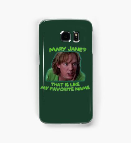 Shaggy and Mary Jane Samsung Galaxy Case/Skin