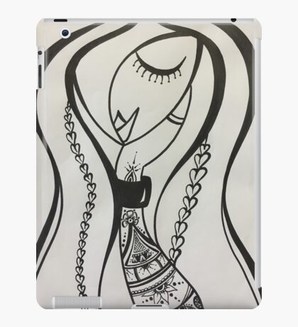 Tattoo girl! iPad Case/Skin