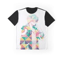 707 Triangles Graphic T-Shirt