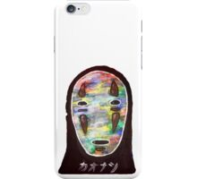 Spirited Away No Face! Kaonashi iPhone Case/Skin