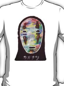 Spirited Away No Face! Kaonashi T-Shirt