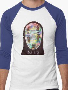 Spirited Away No Face! Kaonashi Men's Baseball ¾ T-Shirt