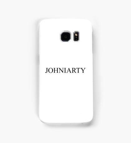 Johniarty -- Sherlock Samsung Galaxy Case/Skin