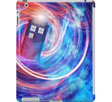 The Tenth Doctor's TARDIS iPad Case/Skin