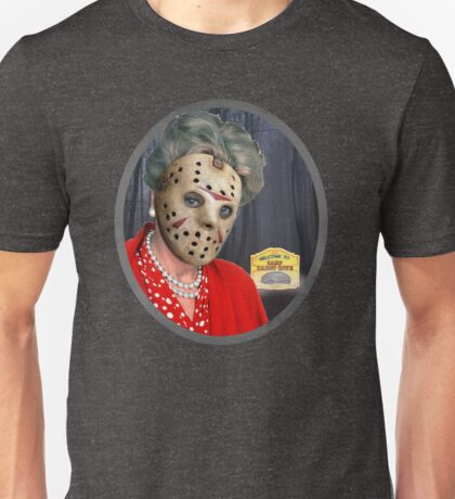 Murder, She Did Unisex T-Shirt
