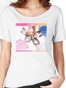 TWICE 'TT' - Sana, Jihyo, Dayhun, Chaeyoung, Tzuyu Women's Relaxed Fit T-Shirt