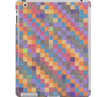 Western Blocks iPad Case/Skin