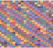 Western Blocks by Betty Mackey