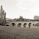 Richmond Bridge on Pan F Plus by BRogers