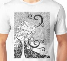 Freedom - duco divina doodle Unisex T-Shirt