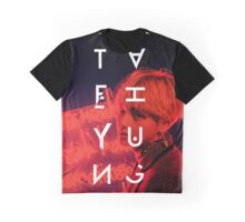 V - Wings Graphic T-Shirt