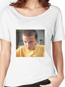 Eleven // Stranger Things Women's Relaxed Fit T-Shirt