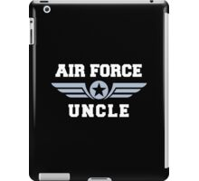 Air Force Uncle iPad Case/Skin
