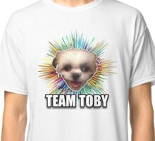 Team Toby!! Classic T-Shirt