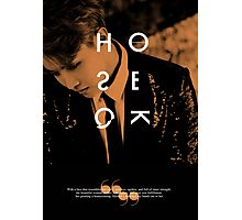 JHope - Wings Photographic Print
