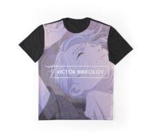 Victor Yuri On Ice Graphic T-Shirt