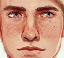 Freckles Sticker