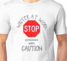 Writer at Work Unisex T-Shirt
