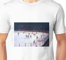 Vintage Ice Hockey Match Unisex T-Shirt