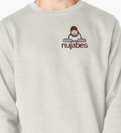 Pixel Nujabes Pullover