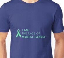 Face Of Mental Illness Unisex T-Shirt