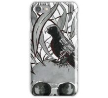 walking in the bush iPhone Case/Skin