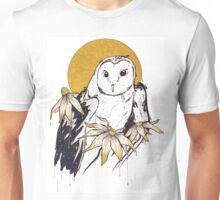 Inktober - Owl and Susans Unisex T-Shirt
