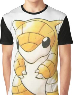 Sandshrew Graphic T-Shirt