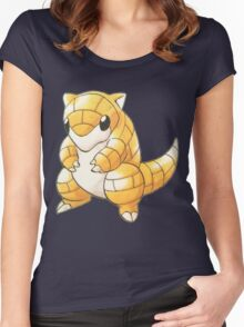 Sandshrew Women's Fitted Scoop T-Shirt