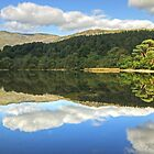 Coniston Water And The Old Man by VoluntaryRanger