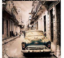 Viva Cuba La Habana by changetheworld