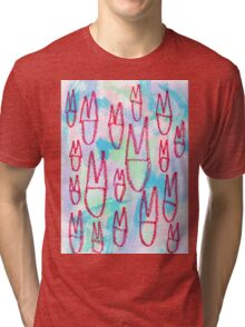 Spread Your Love series by Lenna Tri-blend T-Shirt