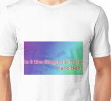 taco high Unisex T-Shirt