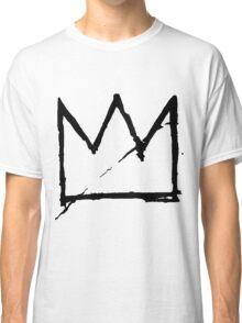 Crown (Black) Classic T-Shirt