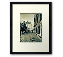 Chinon, France Framed Print
