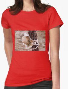 handmade hats Womens Fitted T-Shirt