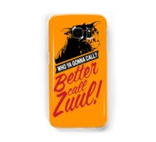 Saul Ghostman Samsung Galaxy Case/Skin