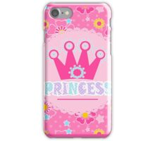 "For the little Princess. From the series ""Gifts for kids"" .  iPhone Case/Skin"