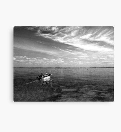 Lake Winnebago Canvas Print