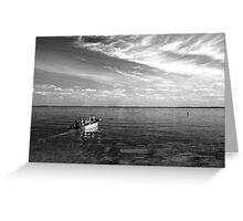 Lake Winnebago Greeting Card