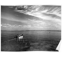 Lake Winnebago Poster