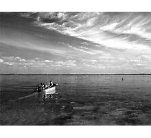 Lake Winnebago Photographic Print