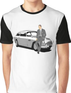 """Bond.... James Bond"" Graphic T-Shirt"