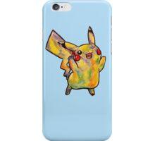 Cute Pikachu Tshirts + More! iPhone Case/Skin