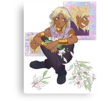 Yu-Gi-Oh! - Marik Ishtar Canvas Print