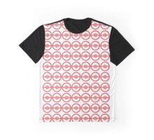 Premiere ball Pattern Graphic T-Shirt