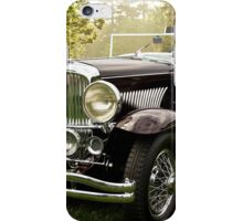 1935 Dusenberg SJ Convertible Coupe iPhone Case/Skin