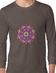 Mandala - Petals Long Sleeve T-Shirt