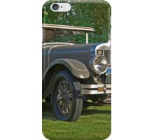 1926 Franklin Sport Touring Series 11 A iPhone Case/Skin